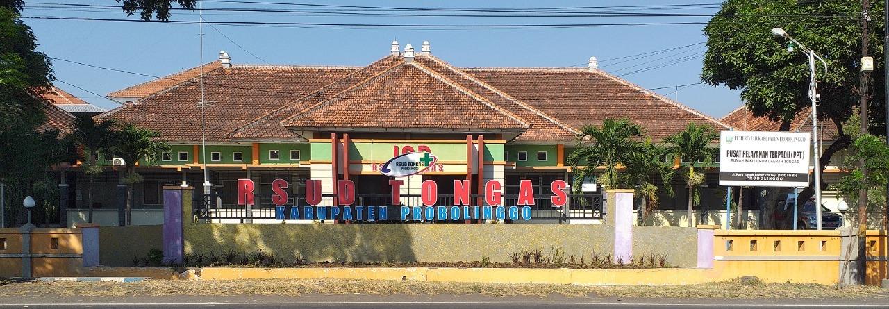 Siapkan RSUD Tongas Sebagai Rumah Sakit Rujukan COVID-19