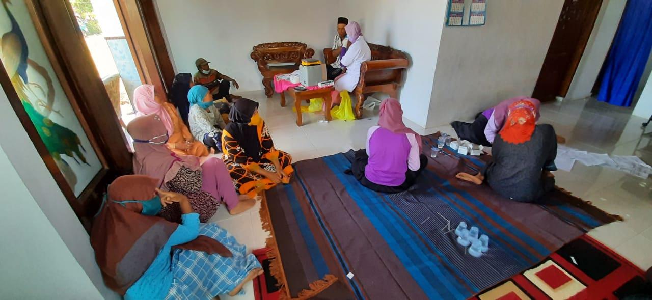 Puskesmas Tongas Roadshow Layanan Vaksinasi Covid-19 dari Dusun ke Dusun